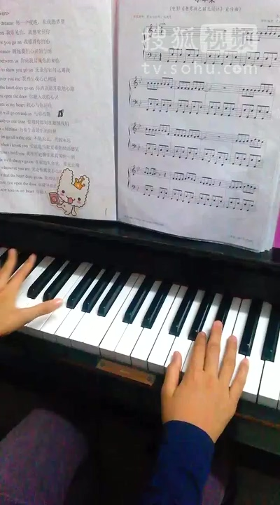 小苹果钢琴简谱-360视频搜索