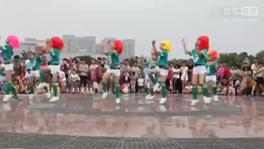 筷子兄弟小苹果mv 儿童版原创小苹果mv