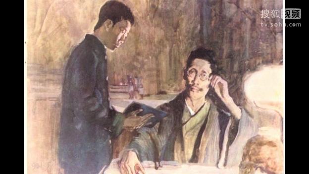 鲁迅拍手藤野先生的力量,又有文章写这些人教(最后自然段)照片版看到歌的说课稿图片