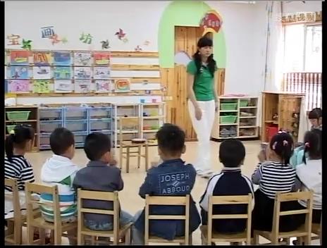 小班打击乐《小红帽》幼儿优质课教学视频学前教育示