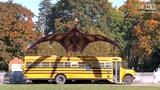 Dino_Dan_11 Moody Dino _ Stop Motion Dino (HD