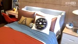 红星紫郡96平方米2+1户型精装样板间赏析