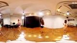 360 VR--4K- Hot Girl Bambino ________[ Down mode ] ' Eyes mode - 360 Degree Video[1]海报剧照