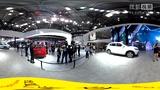 [VR视频]上汽荣威RX5 全尺寸SUV车展亮相