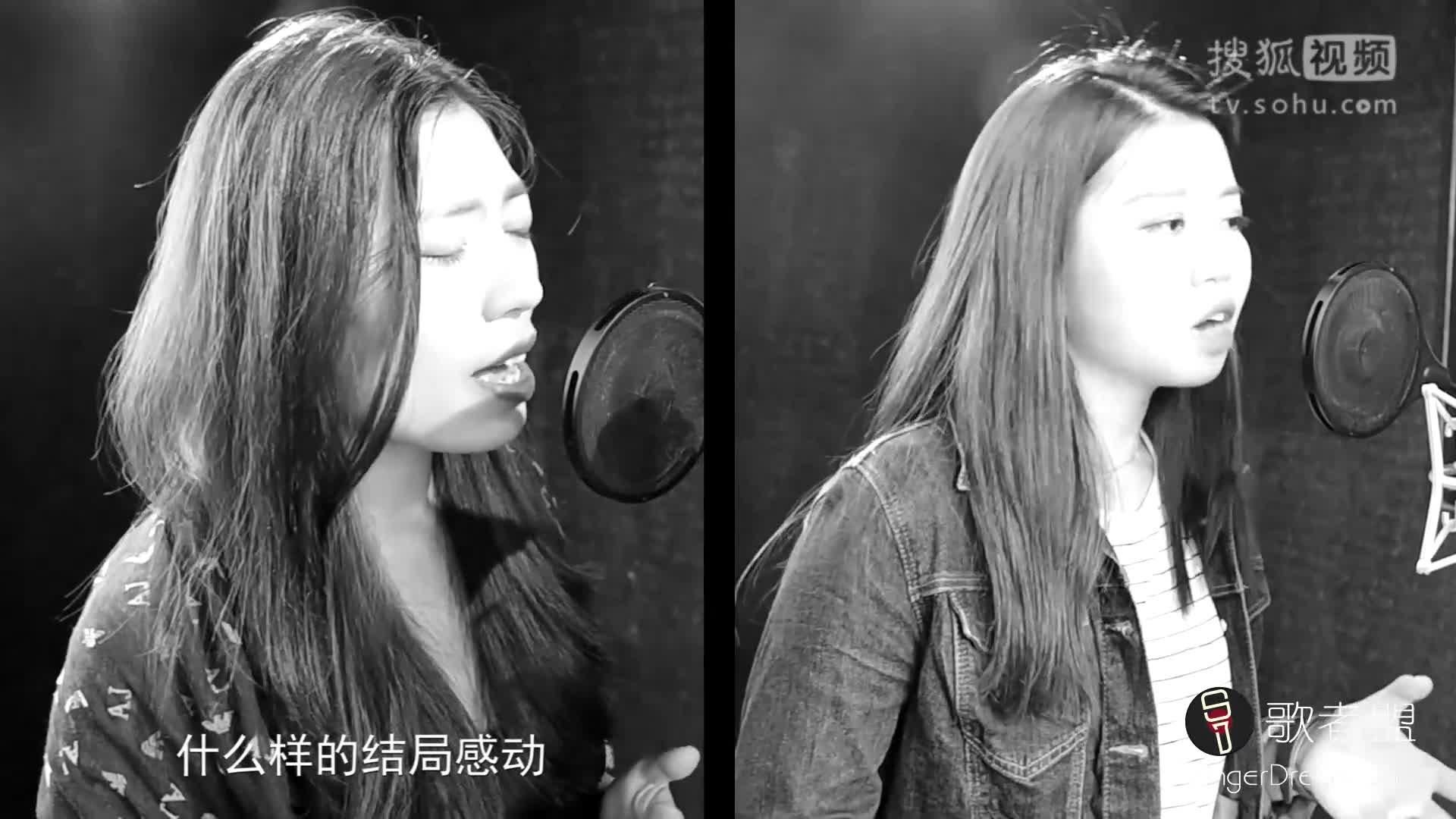 三位气质美女共同献唱《黑白电影》 微微诉说凄美爱情