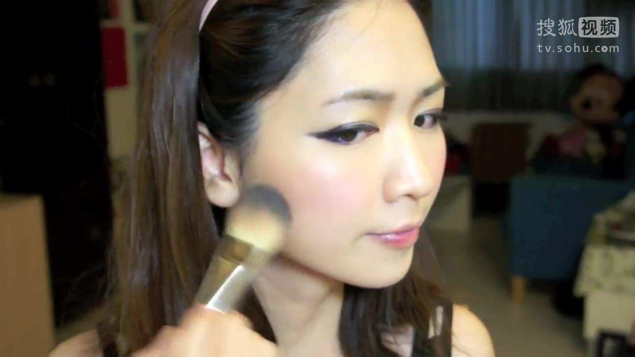 日本伪娘教你化妆_教你如何化妆视频-化妆教程的视频怎么弄?